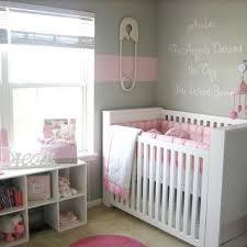 Gray Nursery Decor White And Gray Modern Crib Design Ideas