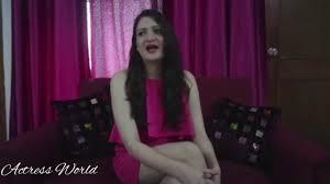 vidhushree arya in red dress model youtube