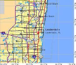 map of ft lauderdale fort lauderdale florida fl profile population maps