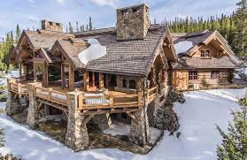 logcabin homes 8 of the most stunning log cabin homes in america