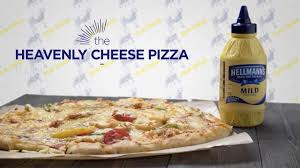 hellmann s the great leftovers heavenly cheese pizza