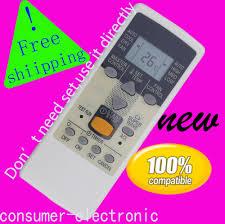 online buy wholesale fujitsu ac remote from china fujitsu ac