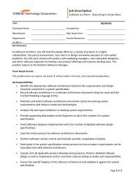 resume job description samples and sample job description and
