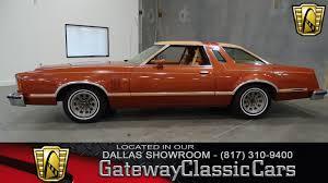 1989 Ford Thunderbird 1979 Ford Thunderbird Stock 156 Gateway Classic Cars Of Dallas