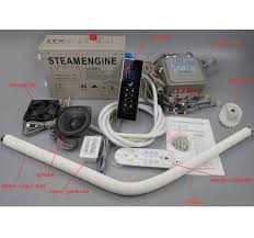 compare prices on bath shower pump online shopping buy low price new 3kw and 5kw steam generator sauna bath home spa shower hot item g7007 china