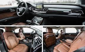 audi a8 limited edition 2016 audi a8l 4 0t sport test review car and driver