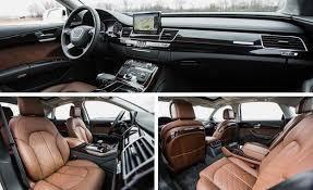 audi a8 4 0 t review 2016 audi a8l 4 0t sport test review car and driver