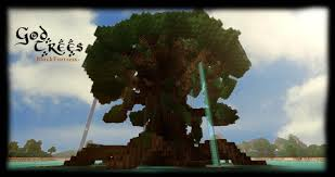 minecraft god trees youtube