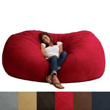 Red Leather Bean Bag Chair Add Bean Bag Chairs To Your Cart For Comfort And Style U2013 Designinyou