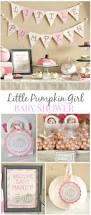 little pumpkin baby shower party ideas diy parties