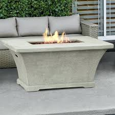 rectangle propane fire pit table rectangle propane fire pit how to build a rectangular propane fire