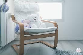 chaise pour chambre bébé fauteuil maman pour chambre bébé intérieur déco