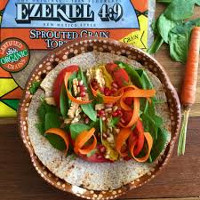 Hummus Kitchen Real Food Fast Ezekiel Hummus Wrap Feel Good Kitchen