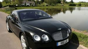 bentley 2006 wcf test drive bentley continental gt
