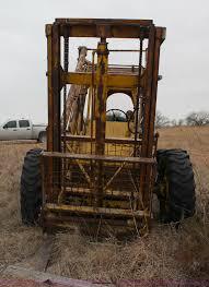 pettibone super 6 all terrain forklift item l6575 sold