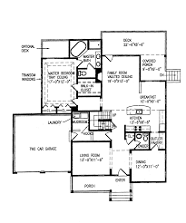 bradford floor plan 14 barnswallow the pinehills