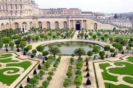 Versailles Garden Map Gardens Of Versailles