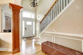 interior wood railings stair balusters wood white interior wood