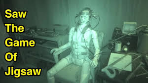 drinks at halloween horror nights saw the games of jigsaw with night vision halloween horror
