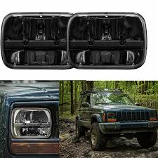 jeep wrangler square headlights get cheap jeep wrangler yj lights aliexpress com alibaba