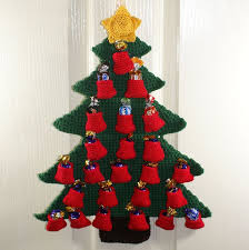 how to make a crochet tree advent calendar the tree 2