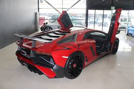 lamborghini aventador engine the first lamborghini aventador sv is up for sale in dubai who