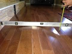 gluing prefinished solid hardwood floors directly a concrete