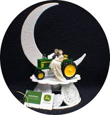 tractor wedding cake topper country wedding cake toppers ebay