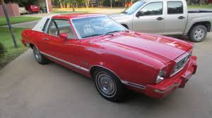 mustang ghia 2 1975 mustang ii ghia for sale photos technical