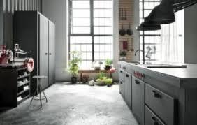 deco cuisine style industriel comment créer une ambiance loft dans sa cuisine creactive deco