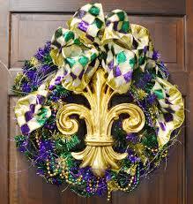mardi gras wreaths party ideas by mardi gras outlet mardi gras wreath ideas one