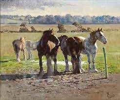 heavy horse prints equestrian horse prints