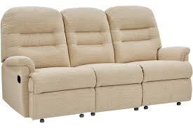 Recliner 3 Seater Sofa Penrith Three Seater Catch Recliner Sofa Hsl