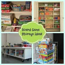 home design board games board game storage ideas from homey home design organization