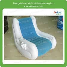 pvc backrest n handrest floating inflatable recliner lounge buy