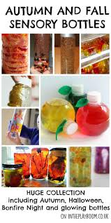 autumn writing paper fall teaching ideas activities lessons and printables a to z create the colors of fall in a bottle for great sensory play