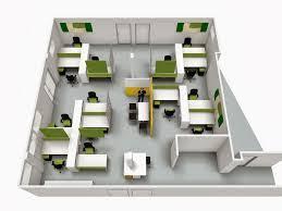 plan des bureaux plan 3d aménagement des bureaux dordogne les plus libourne concept