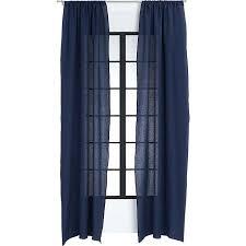 Striped Linen Curtains Blue Linen Curtains Blue Striped Linen Curtains U2013 Evideo Me
