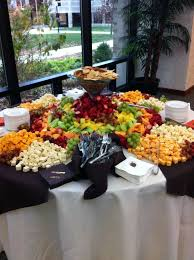fruit table display ideas corporate catering utah looking for help with your corporate event