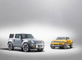 land rover defender concept land rover unveils two new defender concepts at the frankfurt