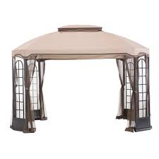 Replacement Pergola Canopy by Essential Garden Replacement Canopy For Terrace Gazebo Outdoor