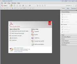 acrobat 11 0 7 update leaves menus tiny