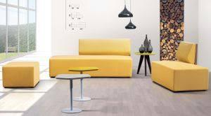 canapé de bureau mobilier moderne salle d attente canapé bureau avec table basse