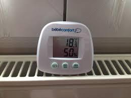 thermometre chambre bebe thermomètre hygromètre bebe confort avis page 2