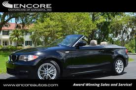 used bmw 1 series convertible 2011 used bmw 1 series 128i convertible w premium package at