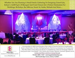 sweet 16 venues grand ballroom edison nj 08837 receptionhalls