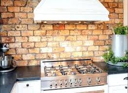 kitchen backsplash brick brick style backsplash grousedays org