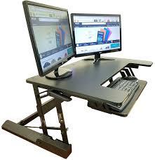 average desk size computer desks adjustable height laptop computer standing desk