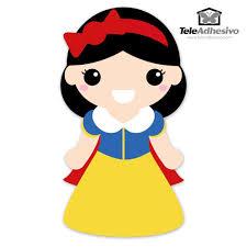 snow white stickers for kids snow white