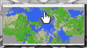Map Of The Whole World by How To Map Your Minecraft World Youtube